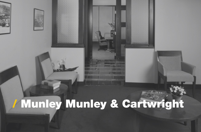 Munley Munley and Cartwright